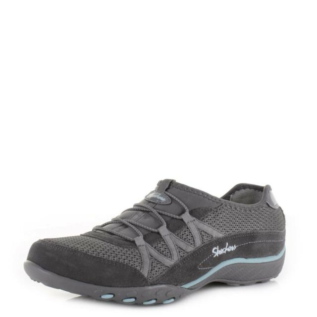 skechers relaxed fit ladies trainers