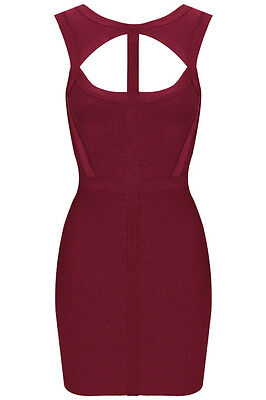 Blake Lively Gossip Girl Cutout Bandage Dress LC28394 high quality women sexy
