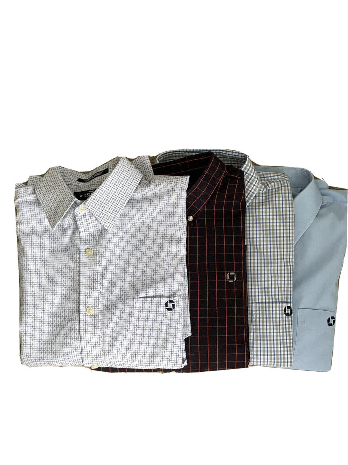 Chase Bank Lands' End Women/'s Uniform Sz Small Black EUC 3//4 Sweater Cardigan