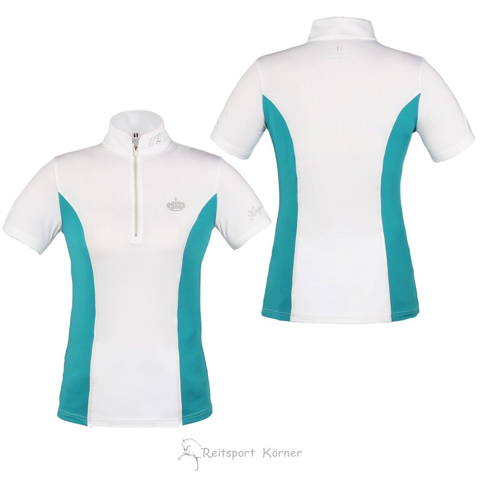 Kingsland torneo azulsa  loureen   torneo Shirt  Con 100% de calidad y servicio de% 100.