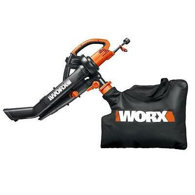 WG500.2 WORX TriVac 3-in-1 Leaf Blower/Mulcher/Vacuum