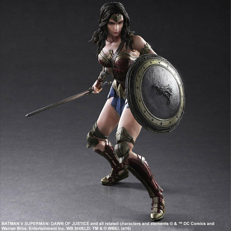 Play Play Play Arts Kai - Wonder Woman, Batman vs Superman a97da7
