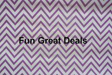 Kittrich Chevron Purple Zig Zag Design Contact Paper Shelf Liner Kitchen Arts