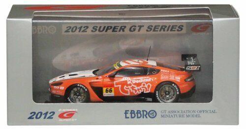 Aston martin vantage gt3  66  Super gt300 2012 Yoshimoto-Hoshino 1 43 model  centre commercial professionnel intégré en ligne