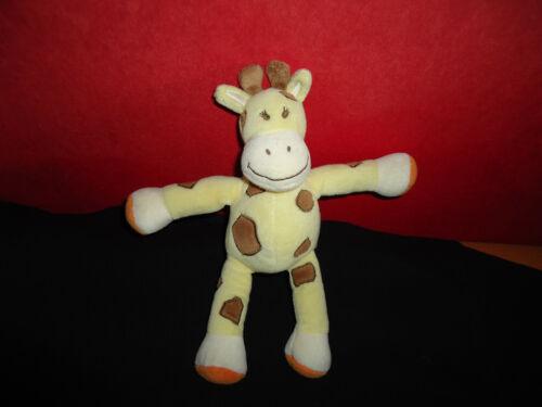 Babylove Giraffe Kuh Pferd gelb dm schlaf Kindlein schlaf Spieluhr 114 top