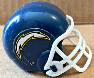a5199eef Details about NFL Gumball Machine Mini FOOTBALL Helmet - Los Angeles  Chargers