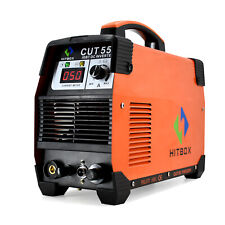 Hitbox 110v220v Air Plasma Cutters 50a Steel Aluminum Cutting Machine Dual Volt