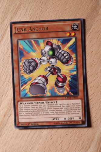 Singles // Playsets Crossed Souls CROS Silver Title Rare Yugioh Cards