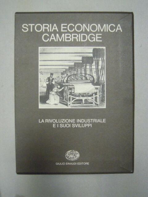 Storia economica Cambridge. Vol. 6: La rivoluzione industriale e i suoi sviluppi