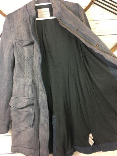 Heavy Xs Coat Cargo Marbled Grey Utility Vi Cotton Knit Jacket Free People EqOnBaxwZ0