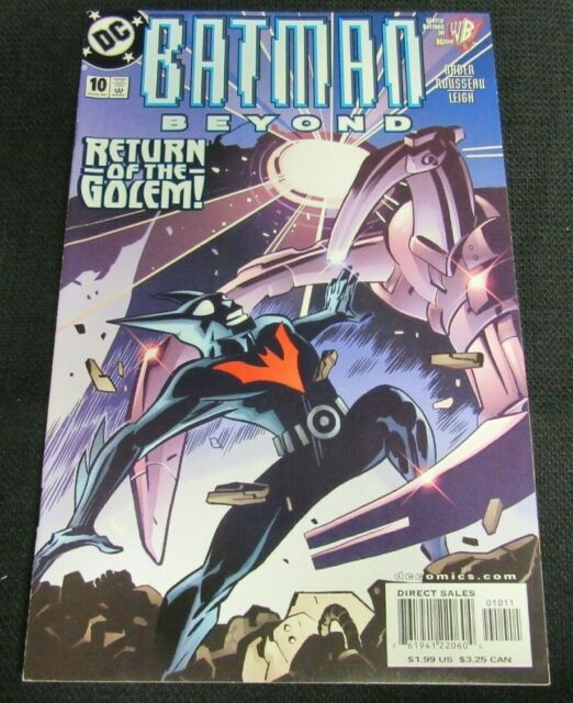 Batman Beyond 5 2nd Series Dc 2000 Nm For Sale Online Ebay