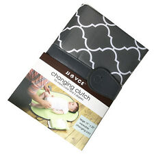 Baby Portable Folding Diaper Changing Pad Waterproof Mat Bag Kit Storage Pockets
