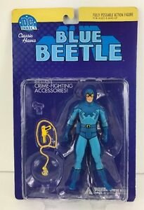 DC-Direct-Blue-Beetle-Classic-Heroes-Fully-Poseable-Action-Figure