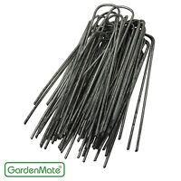 Gardenmate® 100 Erdanker Verzinkt Für Unkrautvlies Aus Metall 15cm Lang