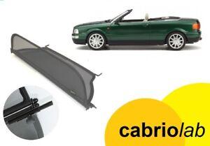 Deflector de Aire Deflector de Viento Parabrisas para descapotable Deflector de Viento para Audi 80 B4 1991-2000