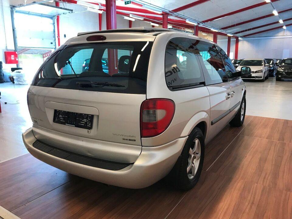 Chrysler Voyager 2,8 CRD Limited aut. Diesel aut. modelår