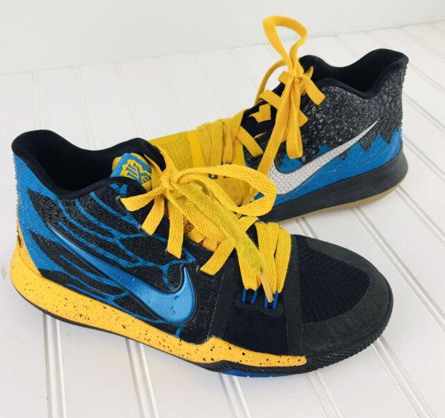 Nike Kyrie 2 GS School Bus Yellow Kids