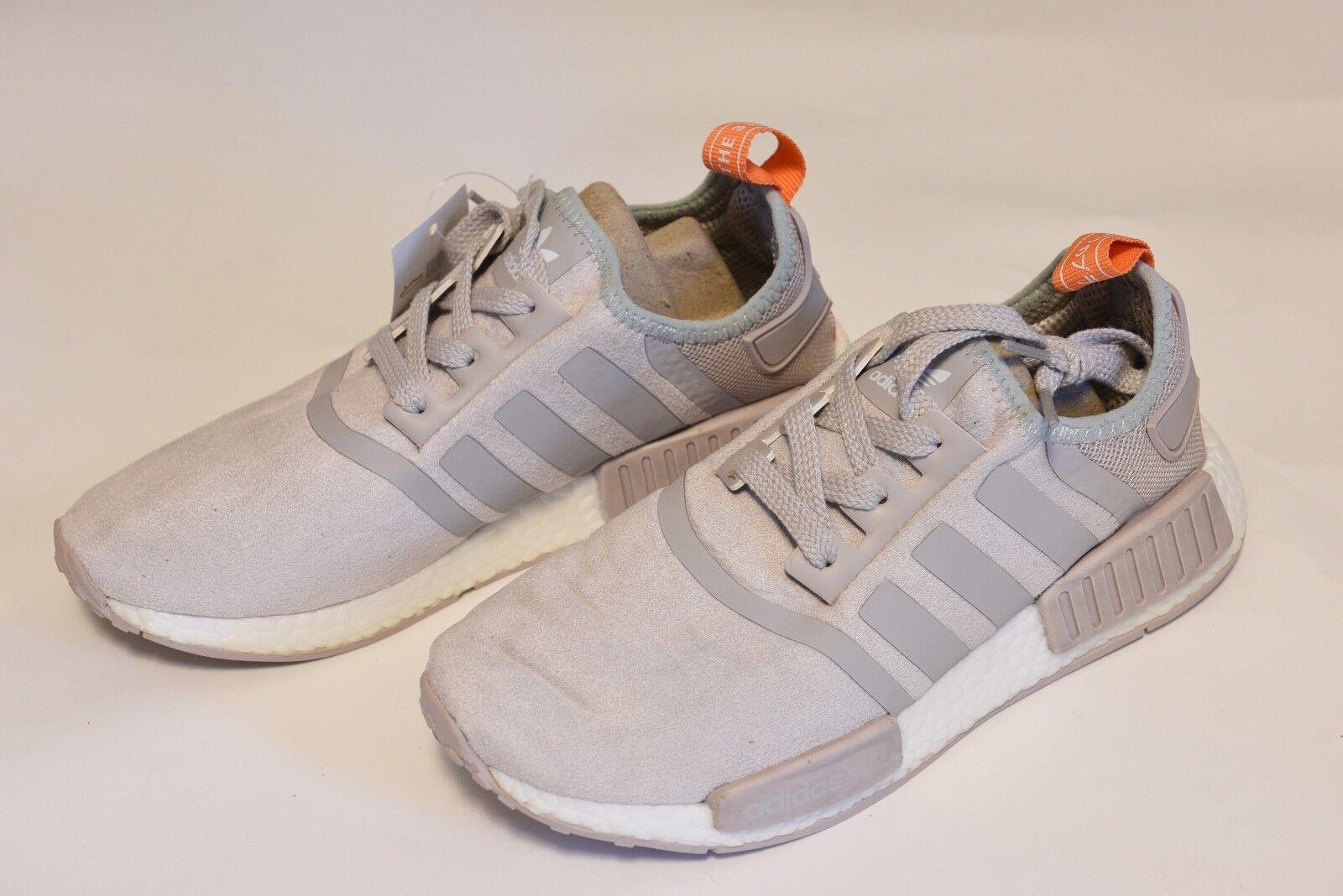 Adidas NMD Talla Runner gris Salmón Rosa Talla NMD 7 e7c5b6