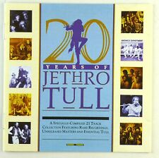 CD - Jethro Tull - 20 Years Of Jethro Tull - A4534