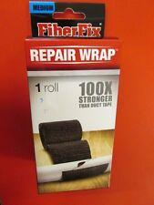 100PCS Fiber Fix Ridiculously Strong Repair Wrap Fiber  Fix  2 x 50