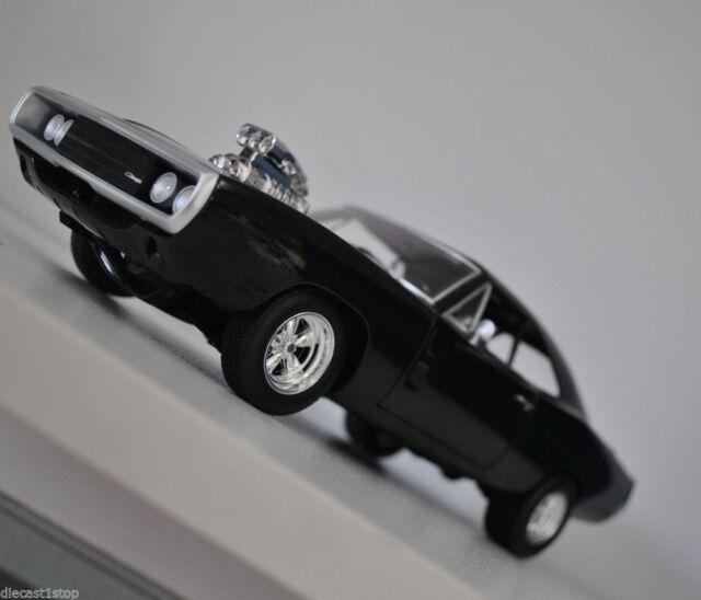 1:18 Hot Wheels Original Film Model Fast & Furious Dom's 1970 Dodge Ladegerät R
