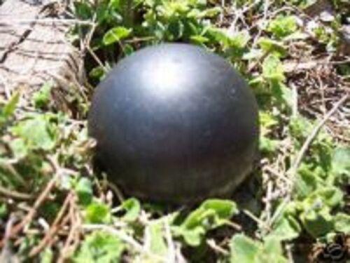 "Half sphere 4/"" W concrete mold plaster mold"