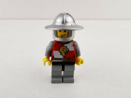Lego ® Chevalier personnage Kingdoms lion knight Quarters cas444 minifigur