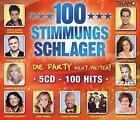 100 Stimmungsschlager,Die Party Geht Weiter von Various Artists (2017)