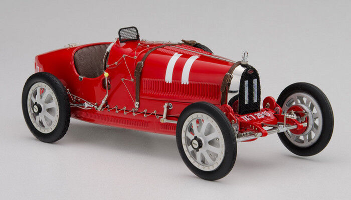 M-100B-001 Bugatti T35 Grand prix  NR 11 Lim 2000, 1 18 CMC