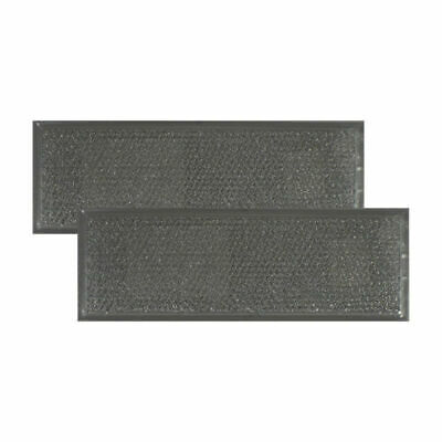 2-Pack Air Filter Factory Compatible Microwave Grease Filters For Whirlpool 4358853
