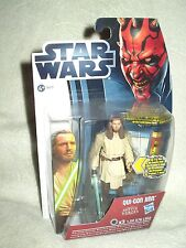 Action Figure Star Wars Movie Heroes #18: Qui-Gon Jinn 4 inch MH18