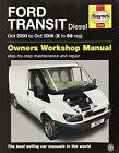Ford Transit Diesel 00-06 by Haynes Publishing Group (Paperback, 2014)