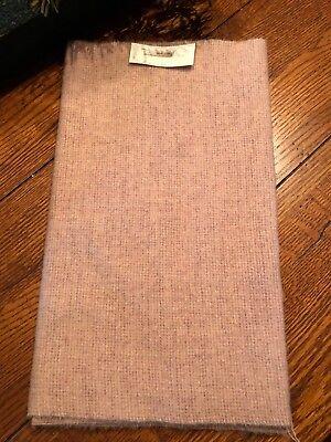 Dorr Wool Wool Appliqué 1//2 yard 100/% Wool Rug Hooking Dark Navy