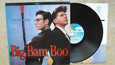 Big Bam Boo – Fun, Faith, & Fairplay , UK`89, LP,ois, Vinyl: vg++