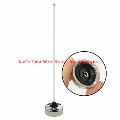 VHF 136-155 MHz NMO Mount Antenna For Motorola Mobile Car Radio