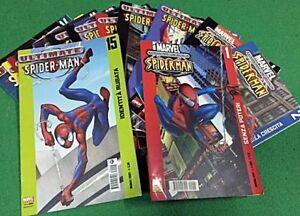 ULTIMATE-SPIDER-MAN-COMPLETA-da-n-1-a-15-Marvel-Italia-UOMO-RAGNO