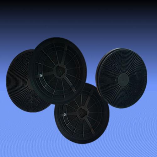4 Aktivkohlefilter Fettfilter Filter für Dunstabzugshaube PKM 9878 9099 9090H