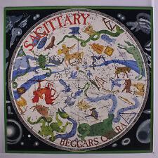 BEGGAR'S OPERA: Sagittary LP (Germany, laminated cover, nearly new!)