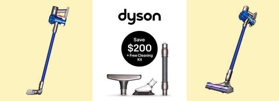 Shop Now - Dyson V6 Animal Origin Now $349