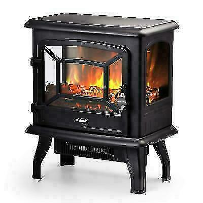 Turbro Suburbs Ts20 Freestanding Electric Fireplace Stove 707 98 120 For Sale Online Ebay