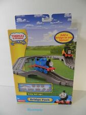 2012 THOMAS THE TRAIN & FRIENDS TAKE N PLAY RAILWAY Bridge Pack TRACK Set NEW