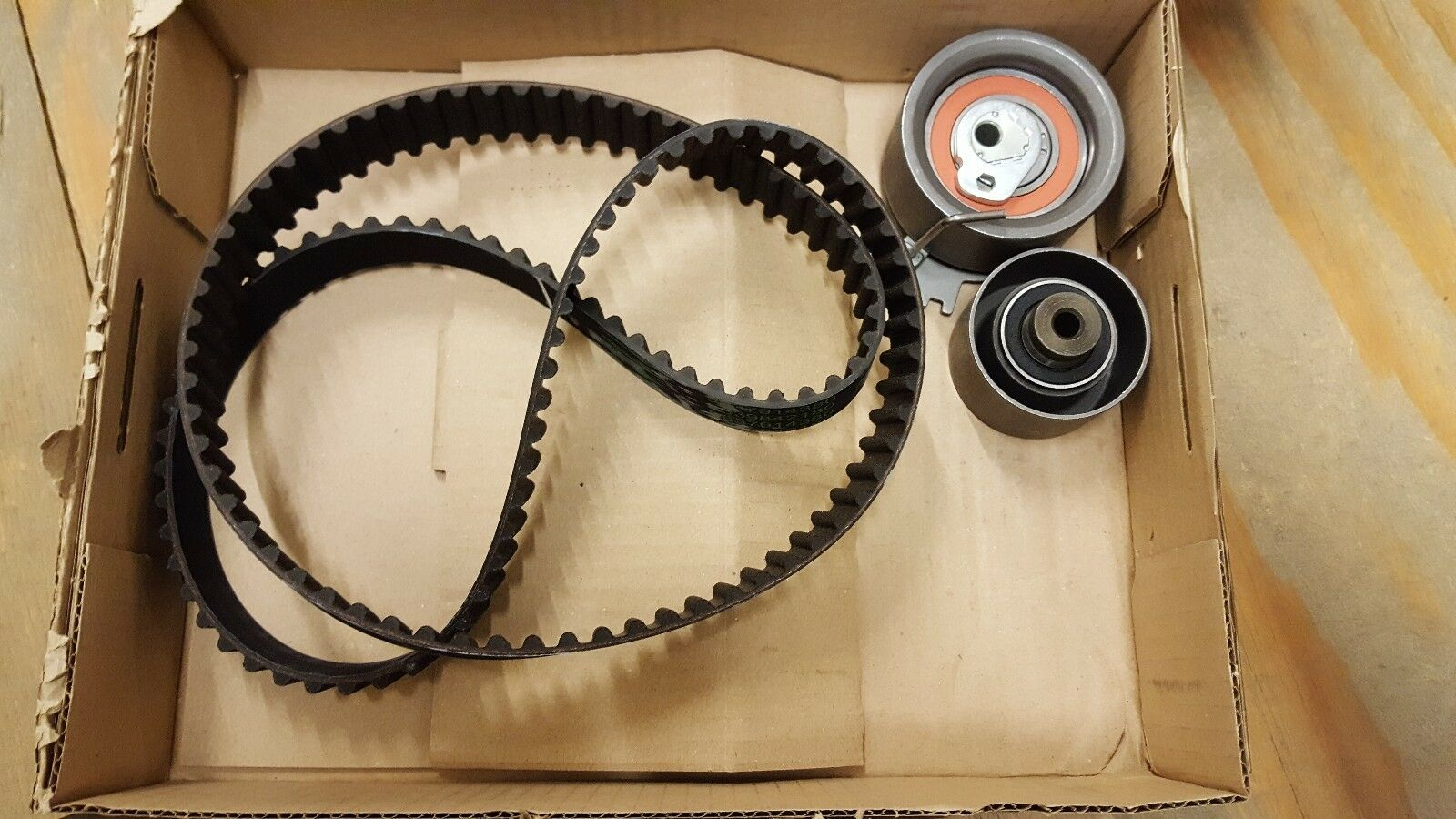 NEW CAM TIMING BELT KIT PEUGEOT 106,206,306  CITROEN BERLINGO,SAXO,1.0.1.1