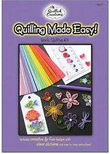 Quilled Creations Basic Quilling Kit QUILLING MADE EASY Great for Beginners ~430