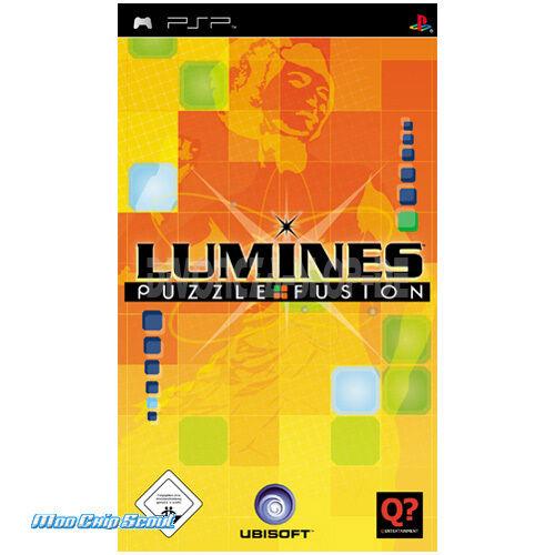 1 von 1 - PSP Lumines - NEU + OVP