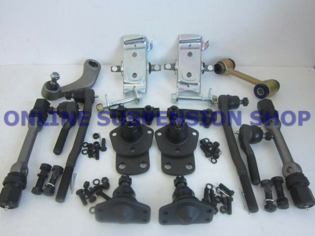 Suits Ford Falcon XR XT XW XY  Front Suspension & Steering Kit