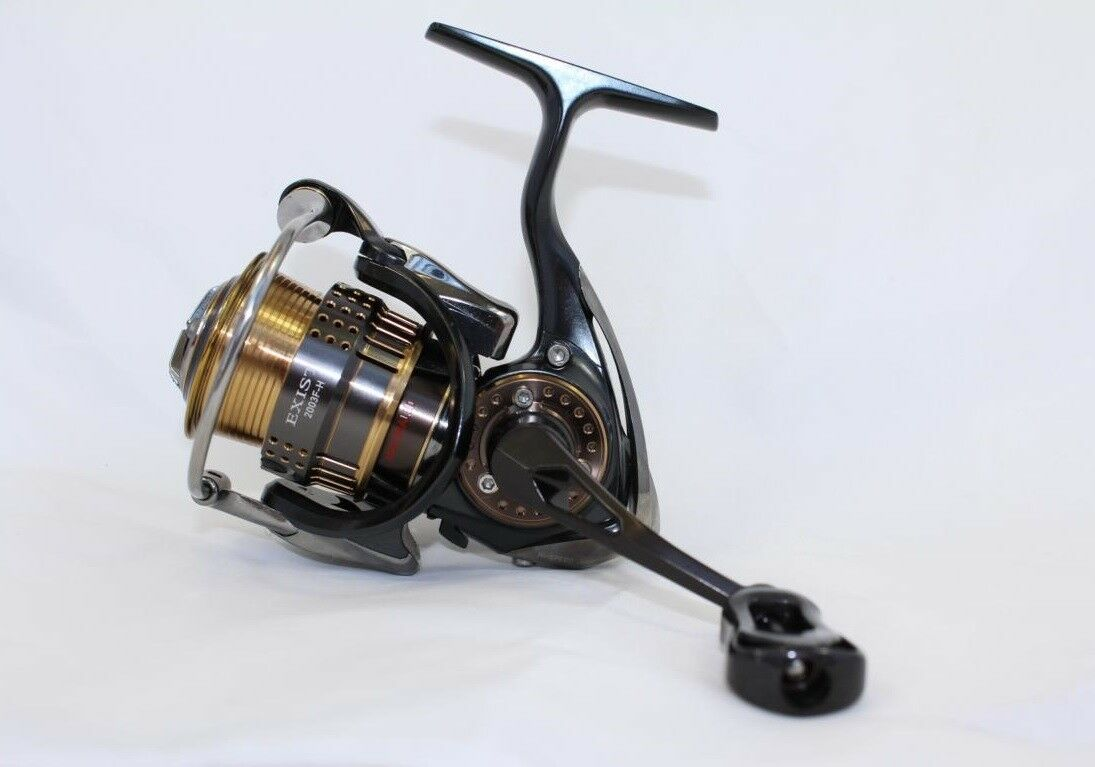 Daiwa 15 exist 2003f-h spinnrolle Ultralight High End japón papel spin papel