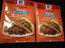 Mccormick Taco Seasoning Mix For Sale Online Ebay