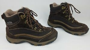 LL Bean Ladies Hiking Boots Primaloft