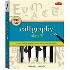 Calligraphy Kit: A Complete Kit for Beginners by Eugene Metcalf, Arthur Newhall (Paperback, 2015)