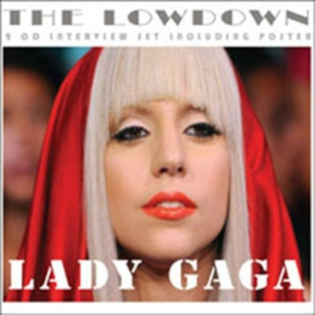 Lady Gaga - The Lowdown (2cd) NEW 2 x CD